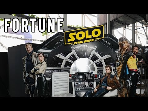 'Solo: A Star Wars Story' Tanks at Box Office I Fortune