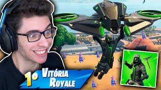 I BOUGHT THE NEW SKIN OF ARCHETYPE AND KILLED EVERYONE! Fortnite: Battle Royale