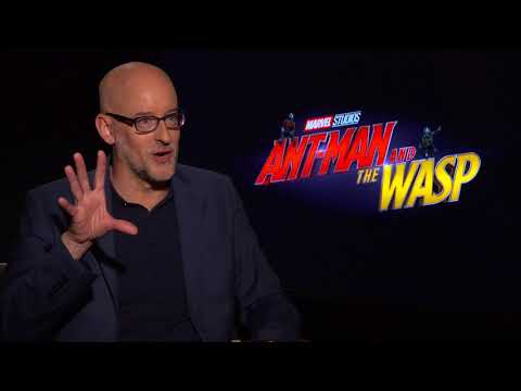 Peyton Reed says Antman & the Wasp is a special Marvel movie