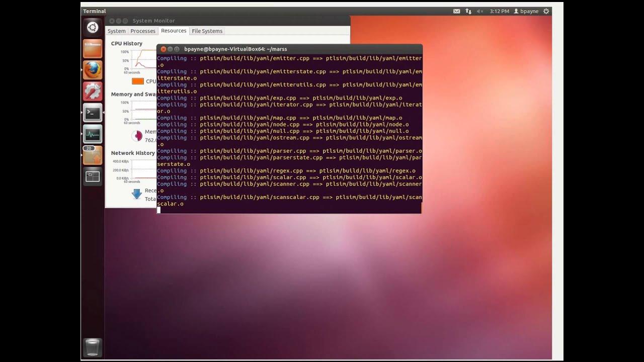 xspim ubuntu