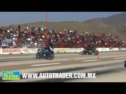 Autodromo Tijuana - Arrancones 1/8 de millas - YouTube