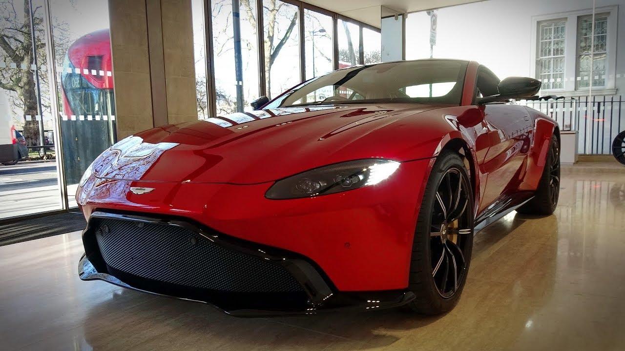 Aston Martin V Vantage Interior Exterior YouTube - 2018 aston martin v8 vantage