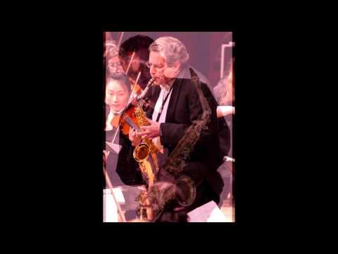 David Amram - Greenwich Village Portraits for Saxophone  1) MacDougal Street (for Arthur Miller)
