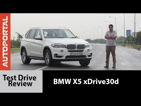 BMW X5 Test Drive Review - Autoportal