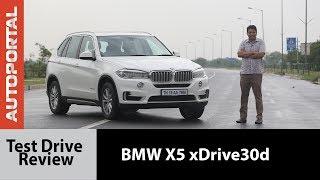 BMW X5 xDrive 30d Test Drive Review - Autoportal