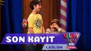 Güldüy Güldüy Show Çocuk 1. Bölüm, Son Kayıt Skeci