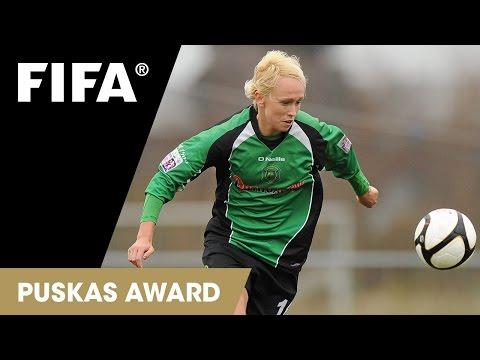 FINALIST: Stephanie Roche Goal: FIFA Puskas Award 2014 Nominee (UPDATED)