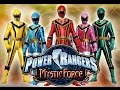 Power Rangers All Russian Morphs Могучие Рейнджеры Все Превращения на Русском