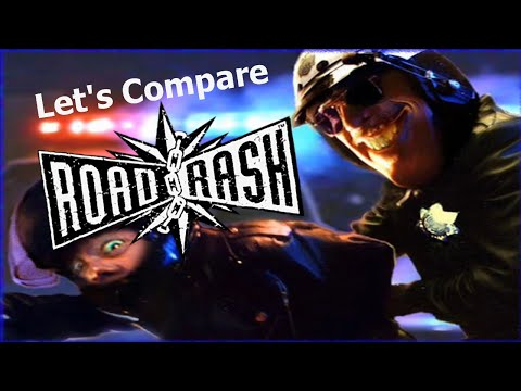 Let's Compare ( Road Rash )