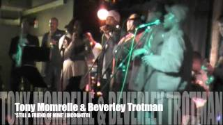 Beverley Trotman & Tony Momrelle singing Incognito