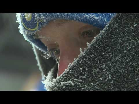Coldest Job In Wisconsin, -70 Degree Freezer - Jacob Kittilstad (2/12/17, CBS 58)