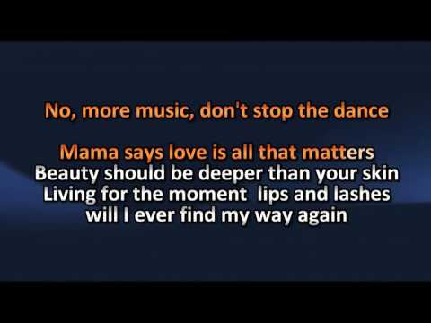 Bryan Ferry - Don't Stop the Dance Karaoke FULL Version