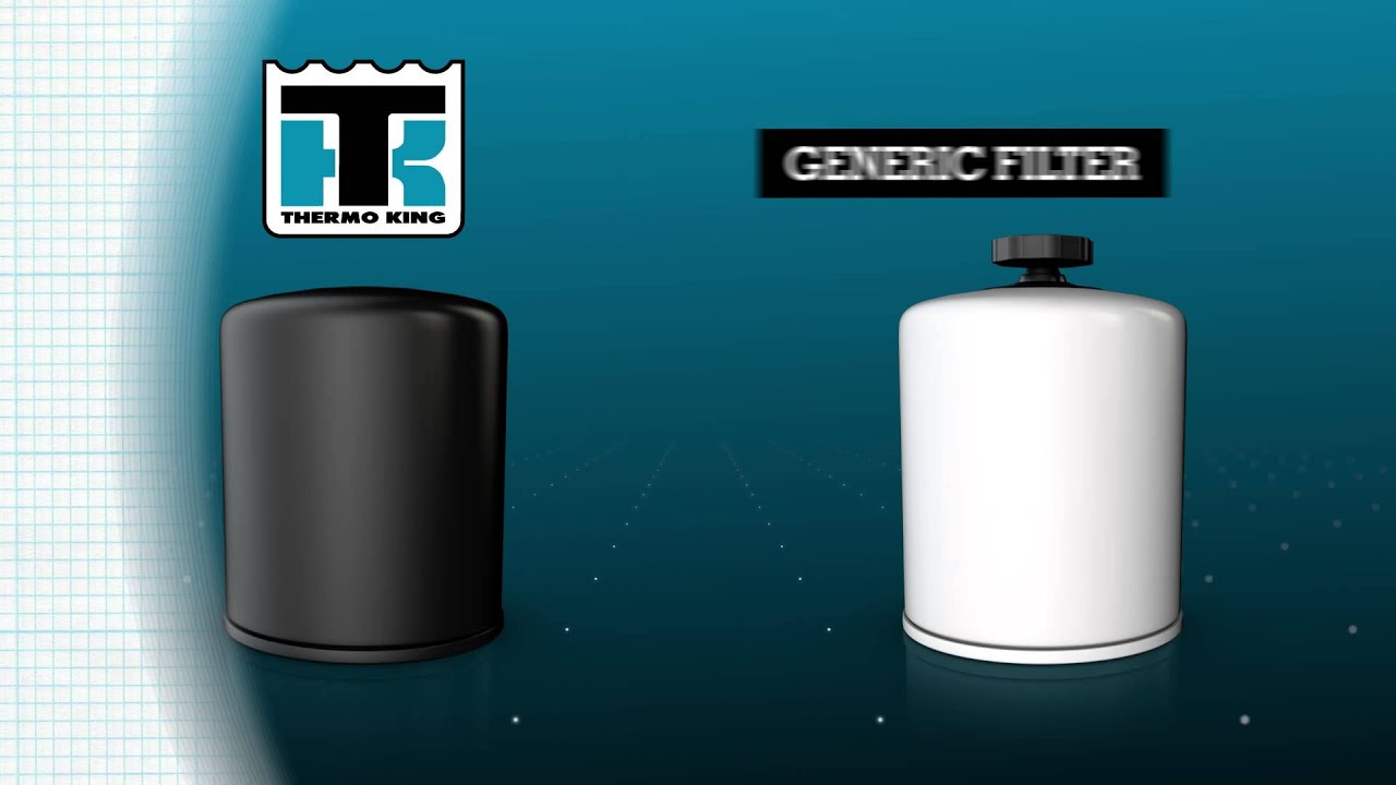 hight resolution of thermo king fuel filter advantage