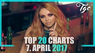 TOP 20 SINGLE CHARTS - 7. APRIL 2017