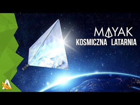 Mayak - Kosmiczna latarnia Rosjan rozbłyśnie na niebie