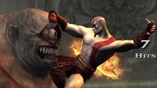 God of War 2 - Titan Mode #9, Temple of Euryale