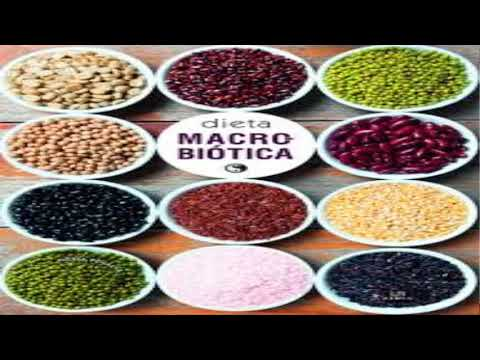 La dieta Macrobiótica para bajar peso