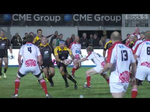 Hambo's England Rugby Legends at Allianz Park