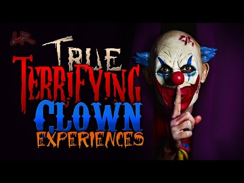 True TERRIFYING CLOWN Experiences | Scary Story Time