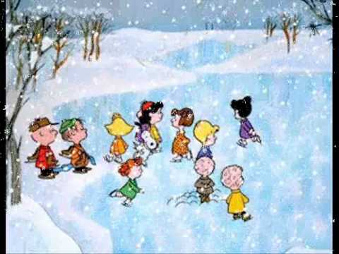 A Charlie Brown Christmas - Skating