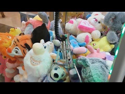 Мягкие игрушки в заперти. ПРОБУЕМ СПАСТИ ИГРУШКИ  25 ПОПЫТОК. Сколько будет игрушек?