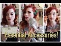 Essentials for a Rockabilly & Pinup Wardrobe: Accessories!! by CHERRY DOLLFACE