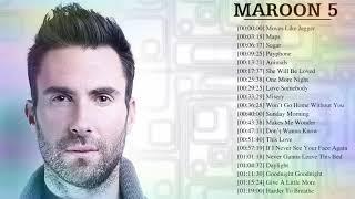 Maroon 5 Greatest Hits