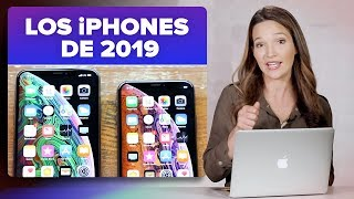 Los rumores del iPhone de 2019