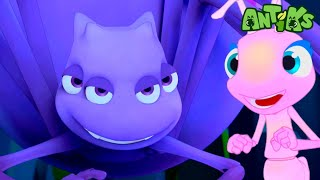 Oddbods Present: Antiks | Glow Away! | Funny Cartoons For Kids