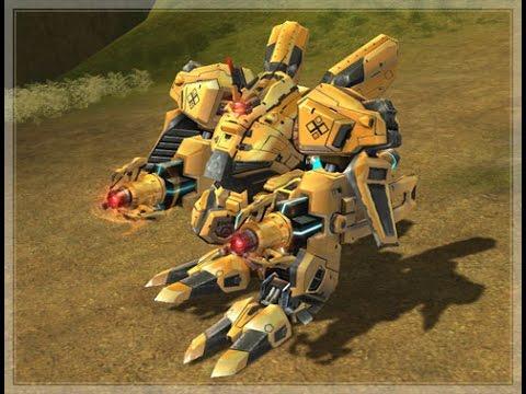 RF Online  -  специализация технорыцарь  МАU - Massive Armor Unit (гайд по созданию)