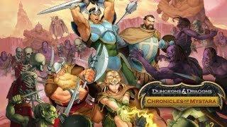 Dungeons & Dragons: Chronicles of Mystara - Reveal Trailer