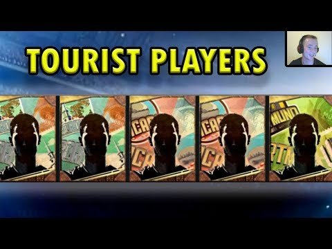 5x Tourist Player Pull | FiFa Mobile | Global Tour + Matchday Packs Opening
