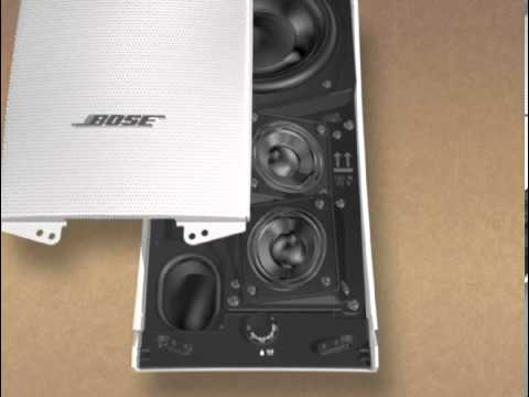 Restoration of Bose 901 series II cabinets vintage spea ...