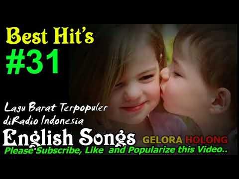 Best Hits English Songs   Lagu Barat Terpopuler di Radio Indonesia #31