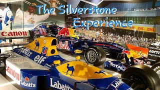 The Silverstone Experience Preview Day Brand New Immersive Visitor Attraction October 20th 2019