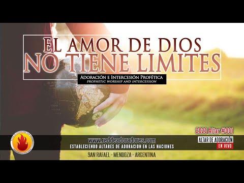 El Amor De Dios No Tiene Limites // Altar De Adoración