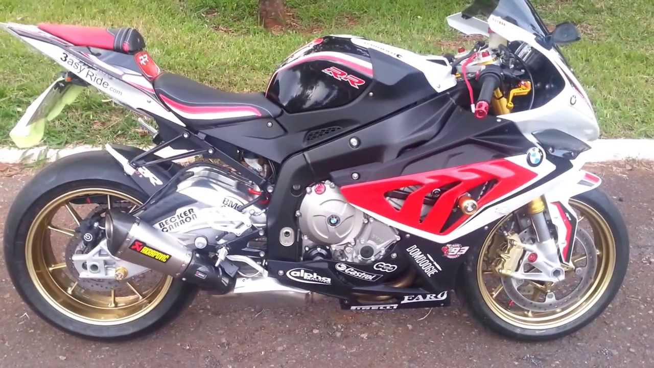 Bmw S1000rr 2014 Acessorios Youtube