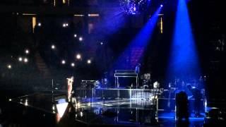 bruno mars when i was your man bruno cries during performance 061114 birmingham al