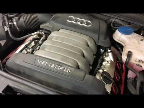 Audi 3 2l Fsi Motor Intake Manifold Carbon Build Up And Doovi