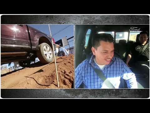 Ford de México: Experiencia Lobo 2018 Miguel Angel Ojeda Gonzalez