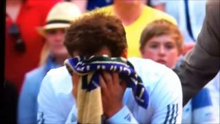 Andy Murray Reacts to Scotland No Vote