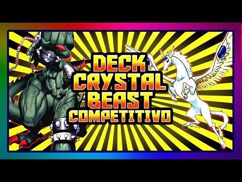 Deck Besta de Cristal Super Competitivo | Yu-Gi-Oh! Duel Links |
