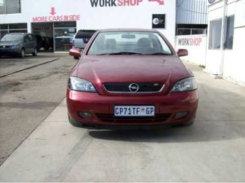 2002 Opel Astra Coupe 20 Turbo Auto For Sale On Auto Trader South