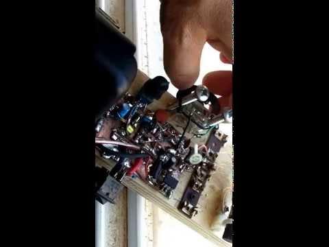 DIY AM RECEIVER TA7642 MK484 MW Radio Receptor integrado   ZN414 RECEIVER RADIO