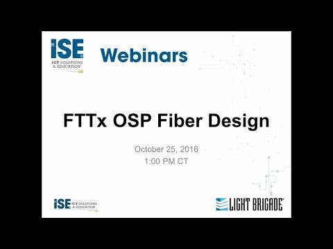 FTTx OSP Design Considerations
