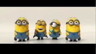 Minions Banana Song