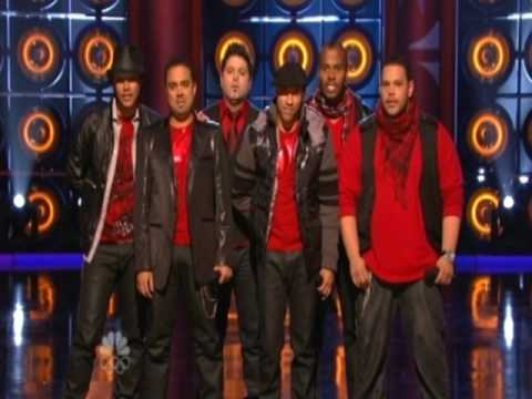 The Sing Off - 12.15.09 - Nota performs Jay Sean's