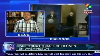 Isreael and Palestine intending to resume peace talks