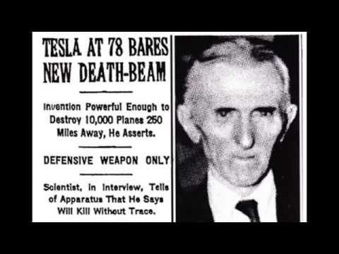 NIKOLA TESLA   Everything is the Light   Interview with Nikola Tesla ⚡️
