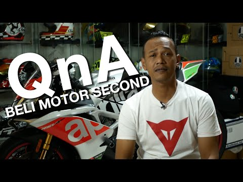 #askfebs78 - Q&A Tips Beli Moge Second